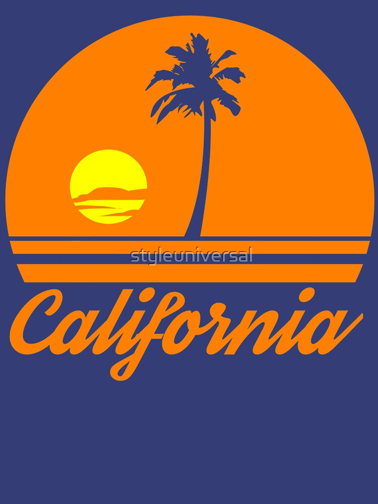 California sunset by styleuniversal