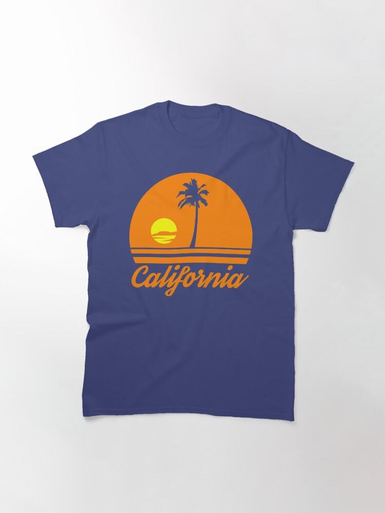 Alternate view of California sunset Classic T-Shirt