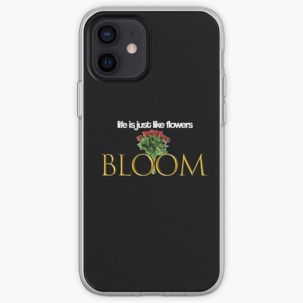 Bloom. iPhone Soft Case