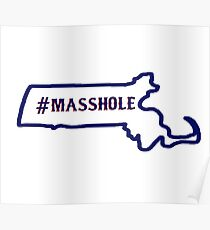 Masshole Poster