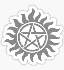 Anti-Possession Symbol Sticker