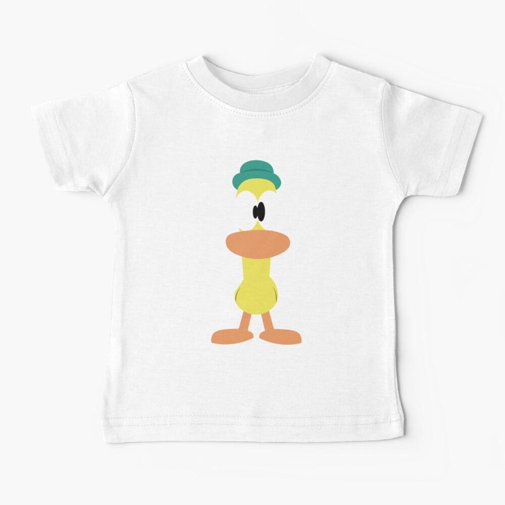 Pocoyo pato cartoon Baby T-Shirt