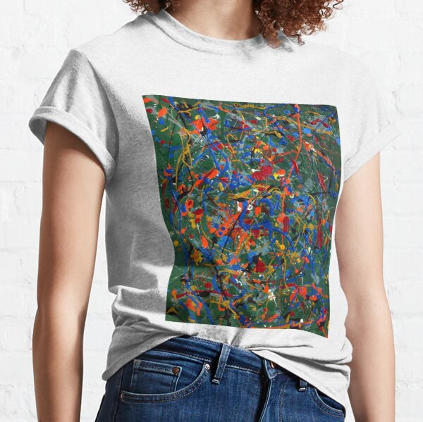 Abstract #17 Classic T-Shirt