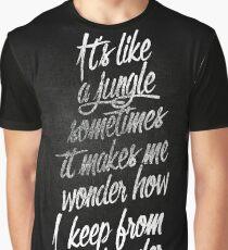 Grandmaster Flash Graphic T-Shirt