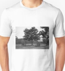Sitting Tree Unisex T-Shirt