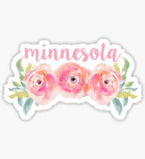 University of Minnesota Sticker