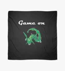 Game on Rayquaza Scarf