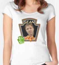 Heinz Sean Bean Women's Fitted Scoop T-Shirt