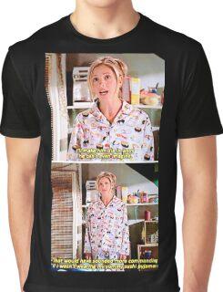 Buffy's Yummy Sushi Pyjamas  Graphic T-Shirt
