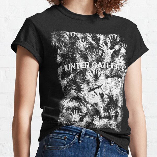 Copy of Hunter Gatherer, Hands Classic T-Shirt