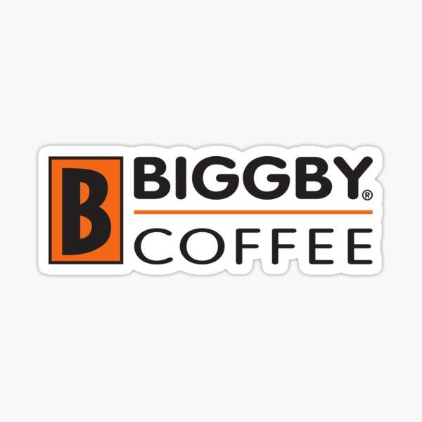 Biggby Coffee Sticker