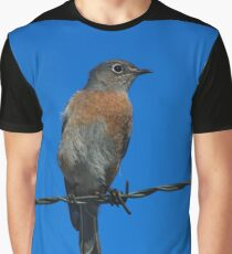 Bluebird Graphic T-Shirt