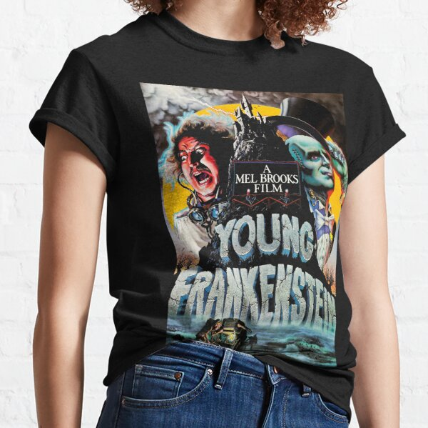 Young Frankenstein (1974) - Original Artwork Classic T-Shirt