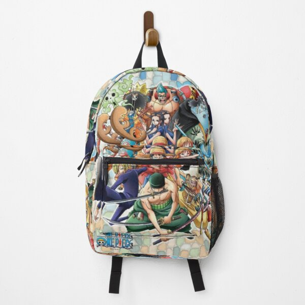 One Piece Team Ship Backpack