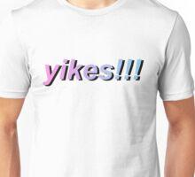 yikes!!! gradient Unisex T-Shirt