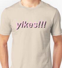 yikes!!!! Unisex T-Shirt