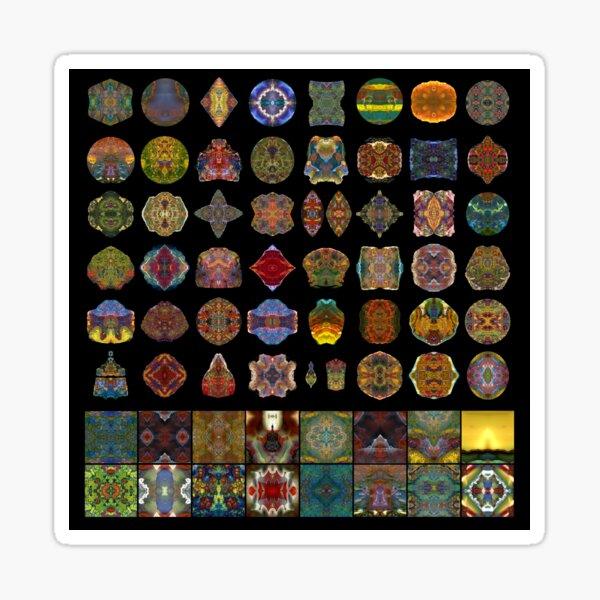 Lithoviso Steindesign: Portfolio Sticker