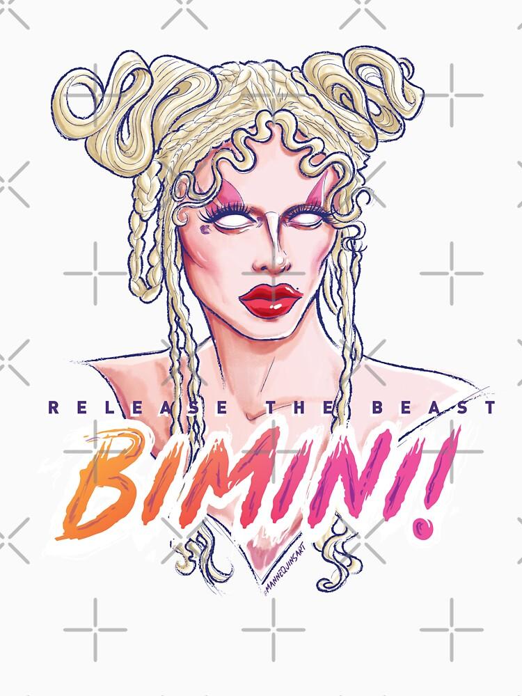 Bimini by mannequinsart