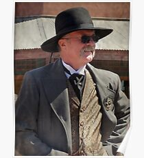 Tombstone Lawman Poster