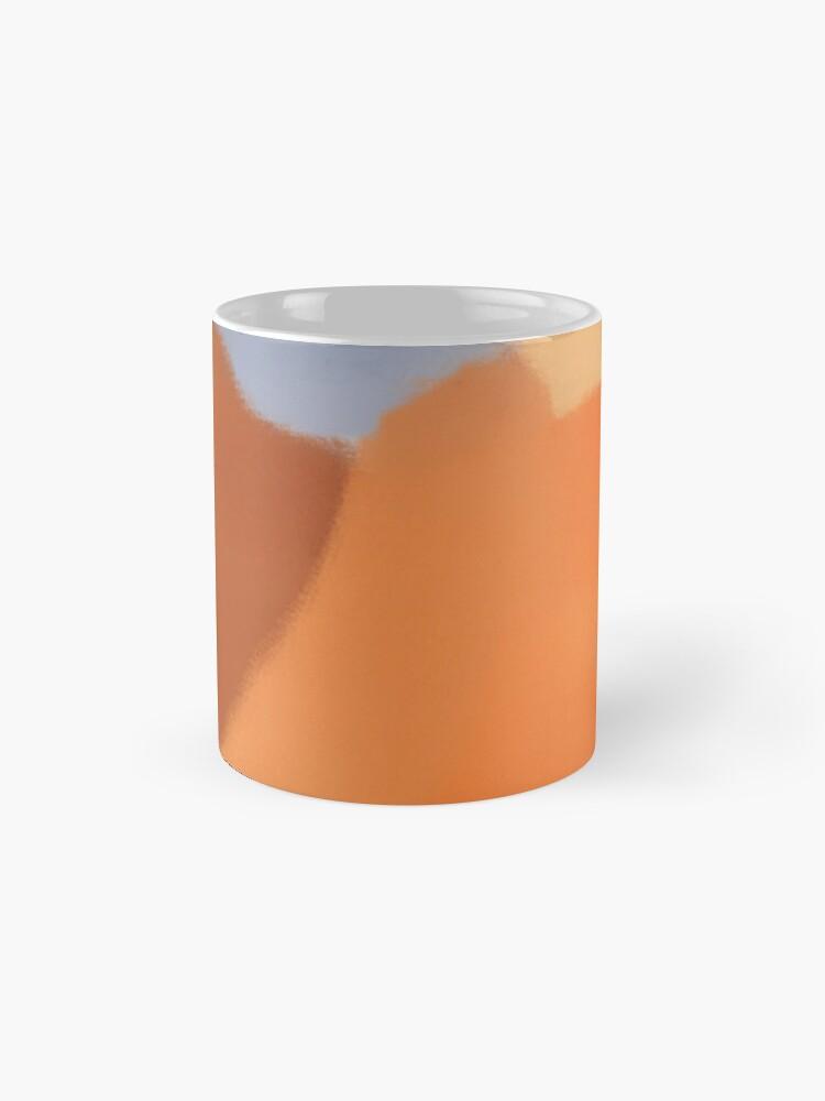 Alternate view of Dunes Mug