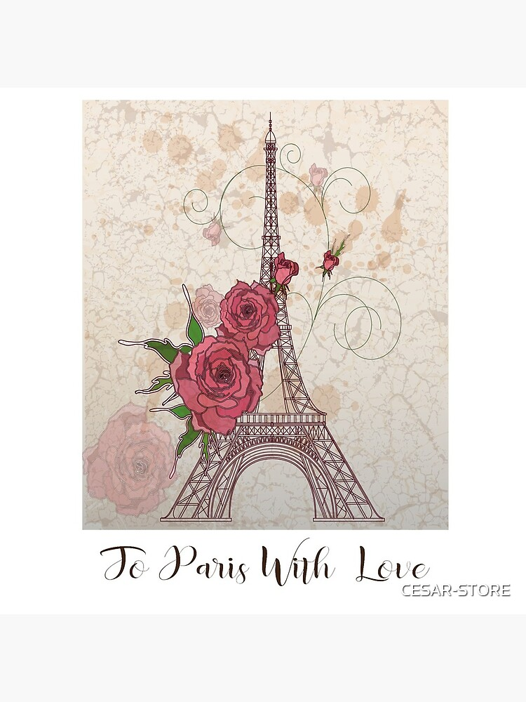 addicted to paris by CESAR-STORE