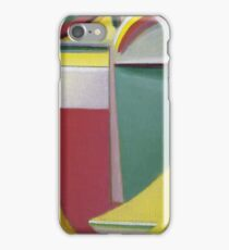 Vintage famous art - Alexei Jawlensky  - Abstract Head Inner Vision iPhone Case/Skin