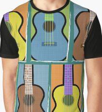 Warhol Ukes Graphic T-Shirt