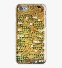 Gustav Klimt - Tree Of Life - Gustav Klimt  -Life - Tree iPhone Case/Skin