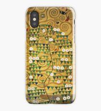 Gustav Klimt - Tree Of Life - Gustav Klimt  -Life - Tree iPhone Case/Skin