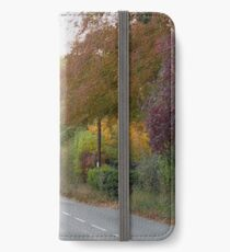 Colours of Autumn (2) iPhone Wallet/Case/Skin