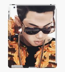RAP MONSTER iPad Case/Skin