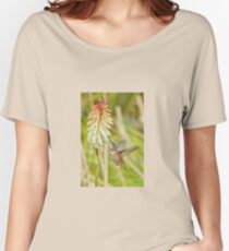 Rufous Hummingbird Women's Relaxed Fit T-Shirt