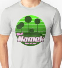 Visit Namek Unisex T-Shirt