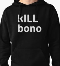 kILL bono (the ultimate anti-music spam shirt) T-Shirt
