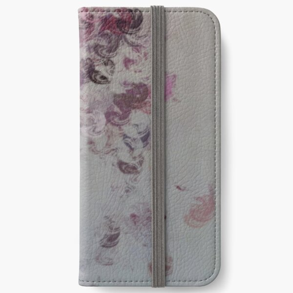 Spiralfantasie iPhone Flip-Case