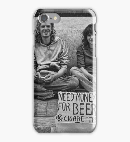 Sincerity  Above All!  iPhone Case/Skin