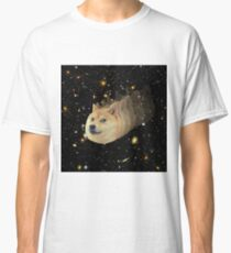 Doge such Hyperdrive  Classic T-Shirt