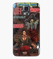 ASH LEATHER FACE EVIL DEAD Case/Skin for Samsung Galaxy