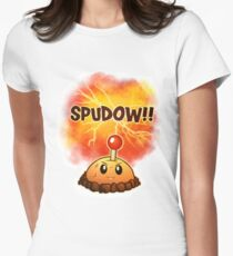 Spuddow Womens Fitted T-Shirt