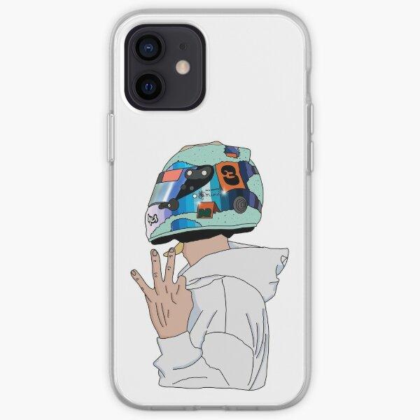 Daniel Ricciardo- Número 3 (2021) Funda blanda para iPhone