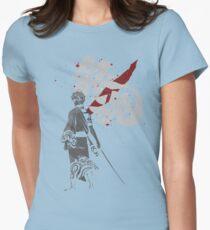 Sakata Gintoki - Gintama anime Womens Fitted T-Shirt