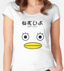 Elizabeth Gintama Anime Women's Fitted Scoop T-Shirt