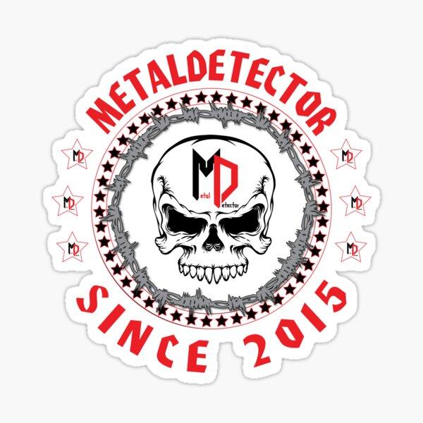 Metal Detector Classico Sticker