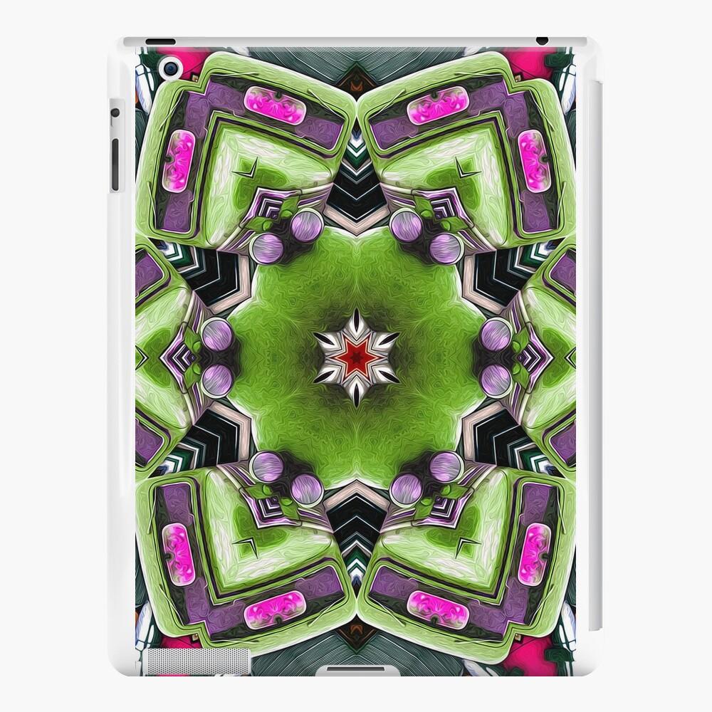 Abstract Auto Artwork Three iPad Cases & Skins