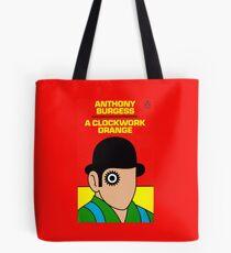 A Clockwork Orange Book Cover Tote Bag