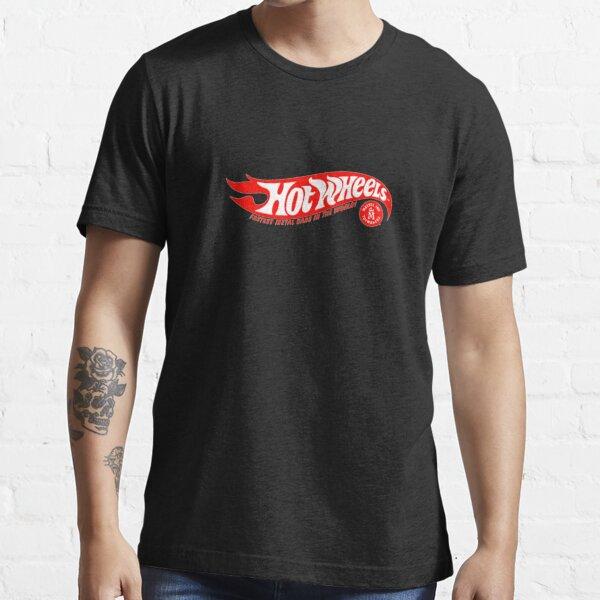 MÁS VENDIDO - Mercancía de Hot Wheels Camiseta esencial