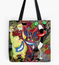 The Realest Monsters Tote Bag