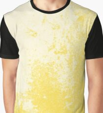 Earth Sweat Design (Buttercup Color) Graphic T-Shirt