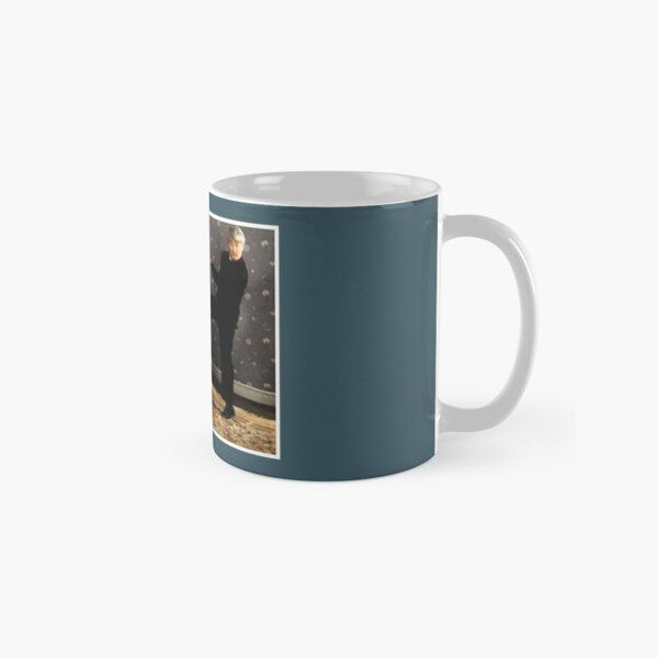 Father Ted - Framed Picture of Bishop Brennan Being Kicked up the Arse Classic Mug