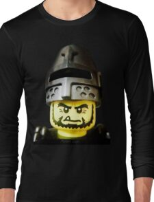 The Frightening Knight is here Long Sleeve T-Shirt
